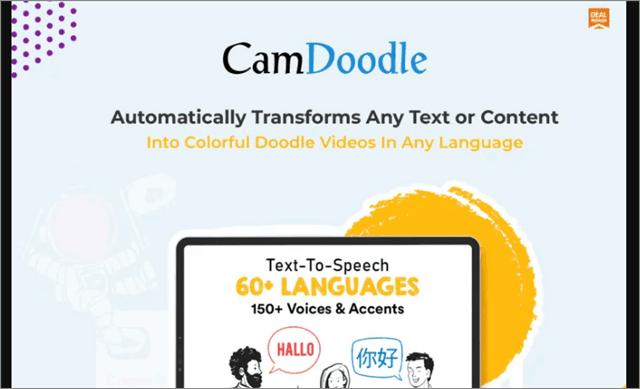 camdoodle-lifetime-deal
