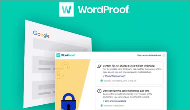 wordproof-lifetime-deal